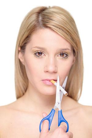 oczyszczenie z nikotyny